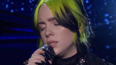 """Aquí podemos ver la interpretación de """"Yesterday"""" de Billie Eilish en la gala OSCAR 2020"""