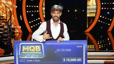 Adrián Lastra quedó tercero en 'Mira Quién Baila' y este ha sido su gran cambio físico