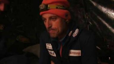 Jesus Calleja recuerda uno de los momentos más duros de su vida