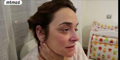 Toñi Moreno confiesa su ansiedad y sus terribles noches