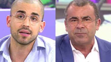 Jorge Javier Vázquez, obligado a defender a Miguel Frigenti en 'Sálvame' tras una bronca con Lucía Pariente