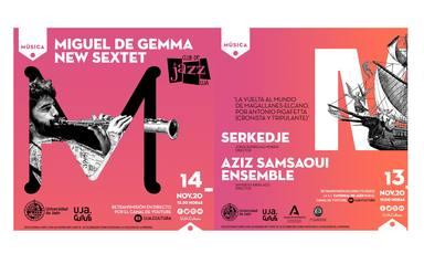 La Universidad de Jaén retransmite sus conciertos del fin de semana por el canal Youtube UJA.Cultura
