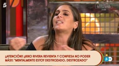 Insultos entre Kiko Matamoros y Anabel Pantoja