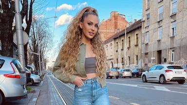 """Así suena """"Lo malo"""" en boca de Albina, la representante de Croacia para Eurovisión 2021"""