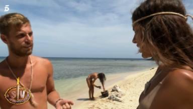 Melyssa Pinto destapa el montaje de Tom Brusse y Sandra Pica en Supervivientes: Nos están tomando el pelo