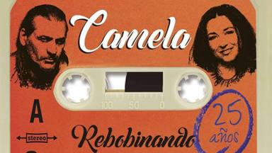 Esta es la colaboración más especial del disco 'Rebobinando' de Camela