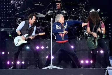 Bon Jovi triunfó en Madrid seis años depués