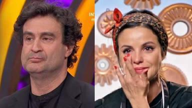 Pepe Rodríguez y Marta Torné en 'Masterchef celebrity 4'