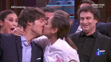 "Tamara Falcó justifica su beso con Jordi Cruz: ""Me vine arriba"""