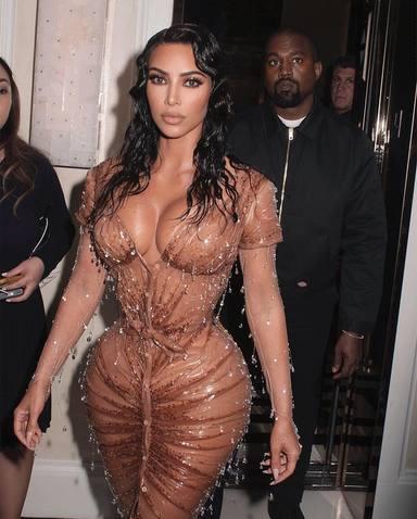 Kim Kardashian hace saltar las alarmas con su ultima publicación