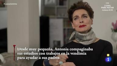 Lazos de Snagre: Antonia DellAtte contra Alessandro Lequio y Ana Obregón