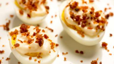 Huevos rellenos perfectos