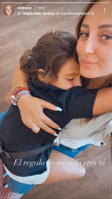 Rocío Flores, afortunada por tener a su hermana Lola
