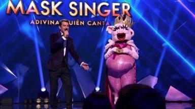 La última entrega de 'Mask Singer' quizá sea la más impresionante hasta la fecha