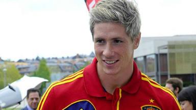 Fernando Torres ha revolucionado las redes tras reaparecer casi irreconocible después de mucho tiempo