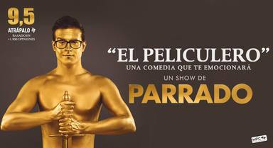 Víctor Parrado hace un homenaje a su obra de teatro con Los peliculeros