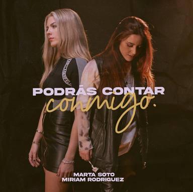 Descubrimos la canción que Marta Soto cantará acompañada de Miriam Rodríguez y que estrenarán de inmediato