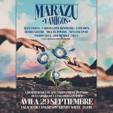 Alex Ubago, Conchita, Revólver y más artistas participan en el concierto solidario por los incendios de Ávila