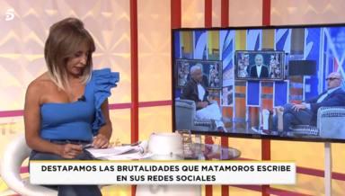 María Patiño revela el motivo oculto que estaría dinamitando la salida de Kiko Matamoros de Sálvame
