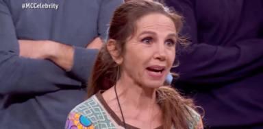 Victoria Abril saca de quicio a David Bustamante en MasterChef Celebrity
