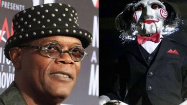 Samuel L. Jackson coprotagonizará el 'reboot' de 'Saw'