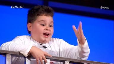 """""""Eres un jeta"""": Albert, repescado en 'MasterChef Junior' pero con enfado del jurado"""