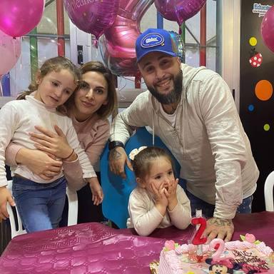 Kiko Rivera y sus hijas el apoyo fundamental de Irene Rosales