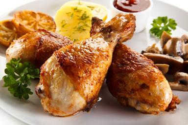 La piel del pollo y su cantidad de calorías