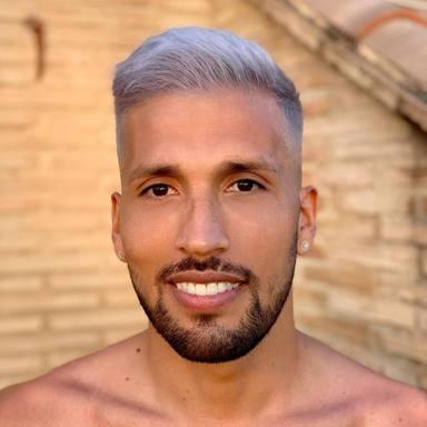 El cambio de look de Ezequiel Garay