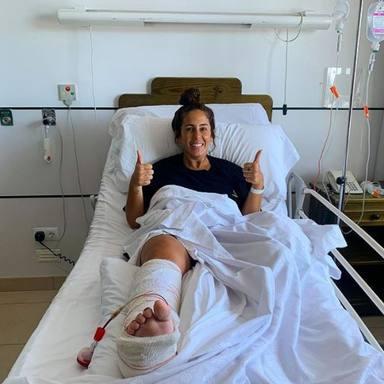 Éxito operación Anabel Pantoja