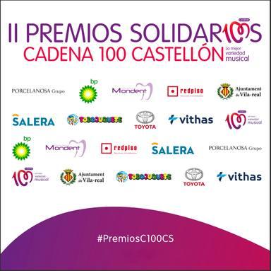 II Premios Solidarios Cadena 100 Castellón