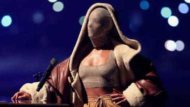 Estilismo de Alicia Keys en la gala de los MTV EMAs