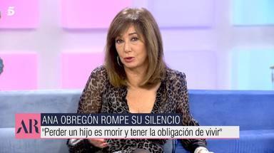 Consejo de Ana Rosa a Alessandro Lequio sobre su hijo Álex