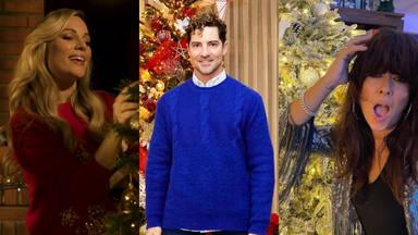 Felicitaciones Navidad artistas