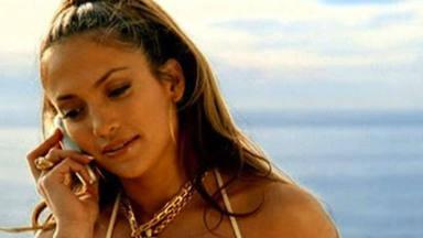 Para celebrar sus 20 años, JLO recrea el famoso video de 'Love don't cost a thing' ¡Vaya espectáculo!
