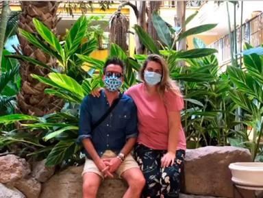Carlota Corredera y David Valldeperas, inseparables durante sus vacaciones: Formentera y Croacia