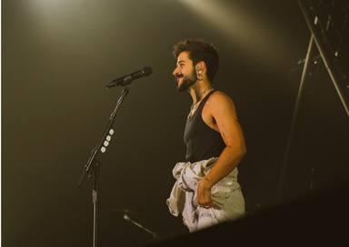 Camilo reúne a su tribu en un concierto inolvidable en Madrid