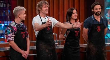 Julian Iantzi abandona las cocinas de MasterChef Celebrity dando una auténtica lección de humildad