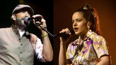 Rosalía y Juan Luis Guerra unidos por la música