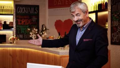 Carlos Sobera en 'First dates'
