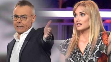 Jordi González y Alba Carrillo