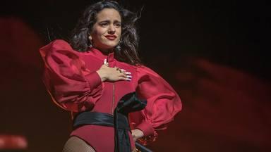 L'emocionant concert de Rosalía al Palau Sant Jordi