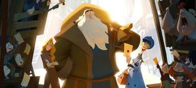 """""""Klaus"""", de Sergio Pablos, guanya el Premi Bafta a millor pel·lícula d'animació"""