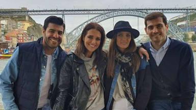 La dedicatoria de Paula Echevarría a Sara Carbonero e Iker Casillas por su fin de semana en Oporto