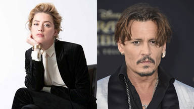 Amber Heard y Johhny Depp