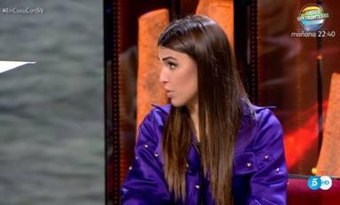 Sofía Suescun ha descubierto una información que pone en peligro su relación con Kiko Jiménez