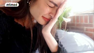 Estela Grande se emociona al recordar las fotos con Diego Matamoros