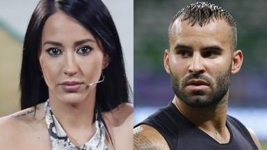 Jesé Rodríguez y Aurah Ruiz