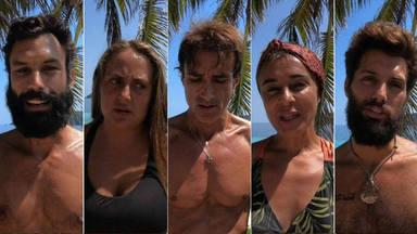 Los finalistas de Supervivientes 2020