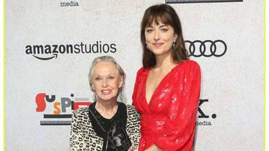 La revelación de Dakota Johnson sobre su abuela